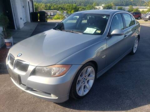 2006 BMW 3 Series for sale at Salem Auto Sales in Salem VA