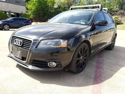 2011 Audi A3 for sale at ZNM Motors in Irving TX
