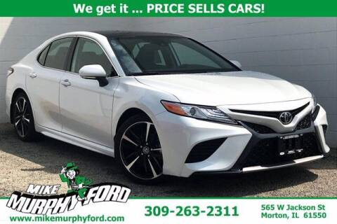 2020 Toyota Camry for sale at Mike Murphy Ford in Morton IL