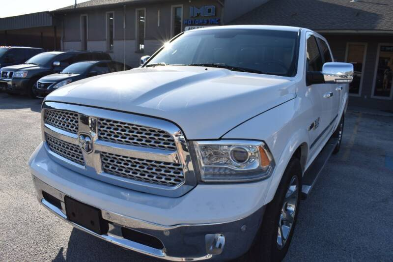 2014 RAM Ram Pickup 1500 for sale at IMD Motors in Richardson TX