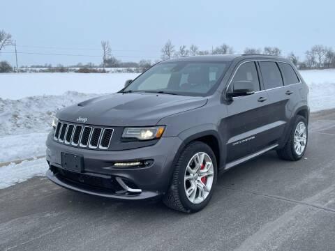 2014 Jeep Grand Cherokee for sale at Geneva Motorcars LLC in Delavan WI