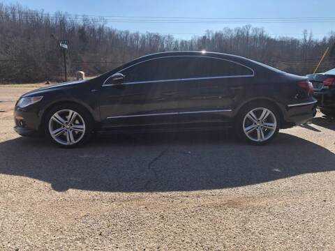 2012 Volkswagen CC for sale at Monroe Auto's, LLC in Parsons TN