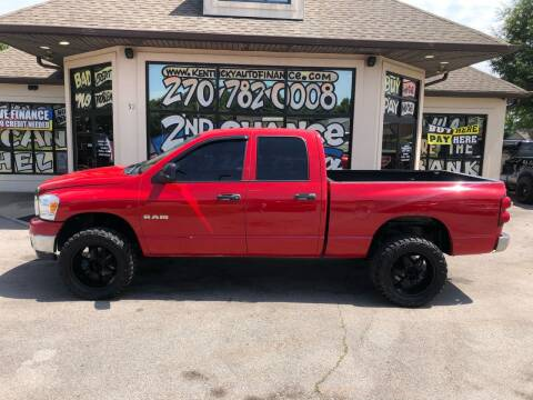 2008 Dodge Ram Pickup 1500 for sale at Kentucky Auto Sales & Finance in Bowling Green KY