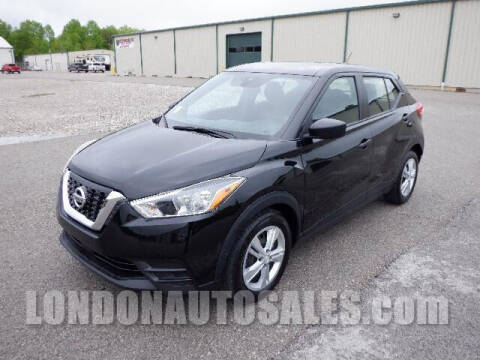 2020 Nissan Kicks for sale at London Auto Sales LLC in London KY