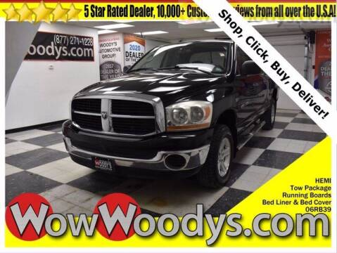 2006 Dodge Ram Pickup 1500 for sale at WOODY'S AUTOMOTIVE GROUP in Chillicothe MO