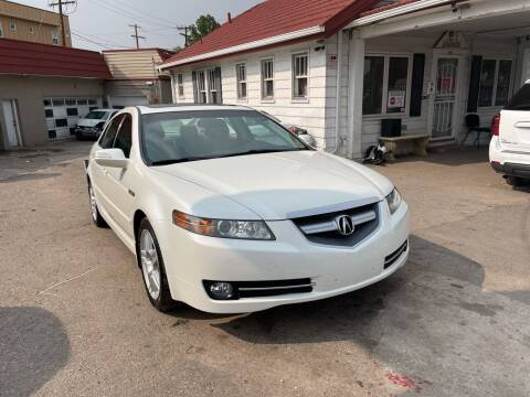 2007 Acura TL for sale at STS Automotive in Denver CO