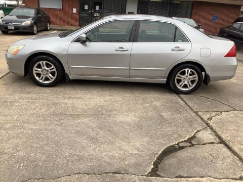 2007 Honda Accord for sale at A-1 Motors in Virginia Beach VA