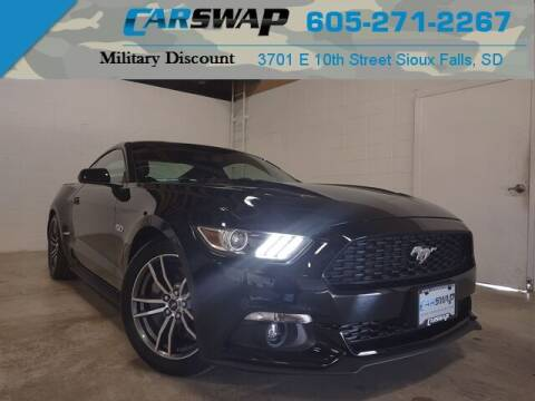 2017 Ford Mustang for sale at CarSwap in Sioux Falls SD