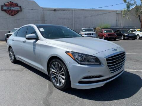2015 Hyundai Genesis for sale at Brown & Brown Wholesale in Mesa AZ