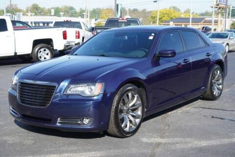 2014 Chrysler 300 for sale at Preferred Auto Fort Wayne in Fort Wayne IN
