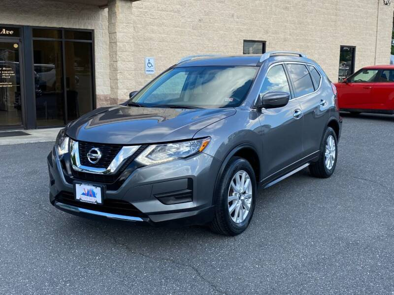 2017 Nissan Rogue for sale at Va Auto Sales in Harrisonburg VA
