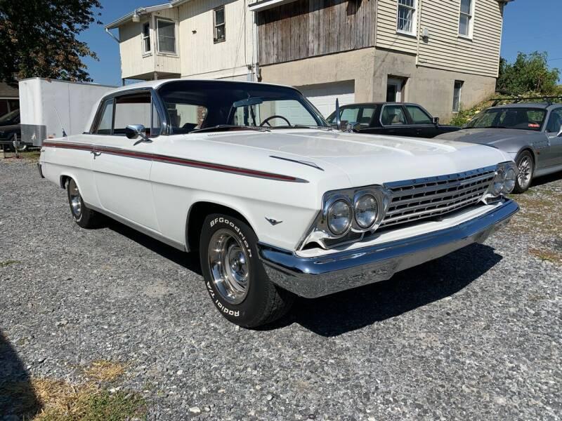 1962 Chevrolet Impala for sale at Waltz Sales LLC in Gap PA