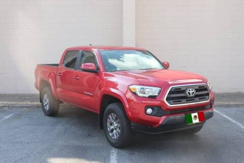 2017 Toyota Tacoma for sale at El Patron Trucks in Norcross GA