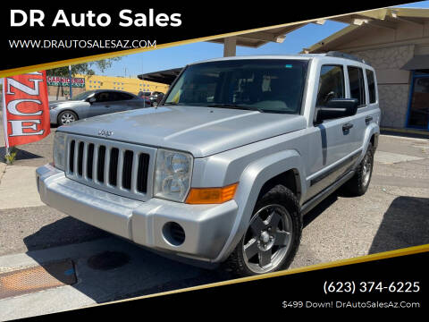 2006 Jeep Commander for sale at DR Auto Sales in Glendale AZ