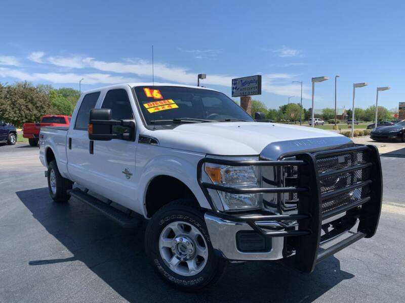 2016 Ford F-250 Super Duty for sale at Integrity Auto Center in Paola KS