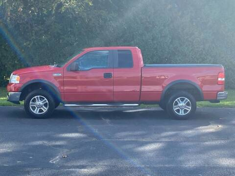 2007 Ford F-150 for sale at All American Auto Brokers in Anderson IN