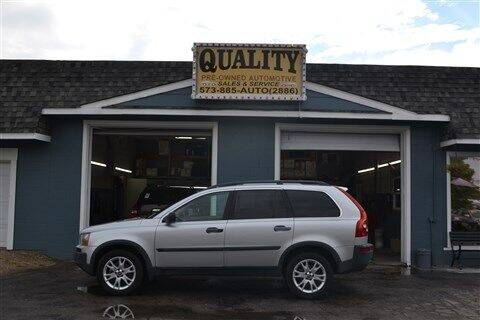 2005 Volvo XC90 for sale at Quality Pre-Owned Automotive in Cuba MO