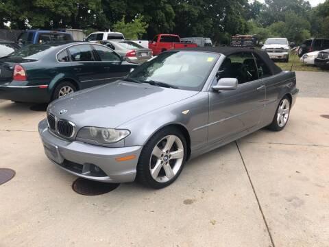 2004 BMW 3 Series for sale at Barga Motors in Tewksbury MA
