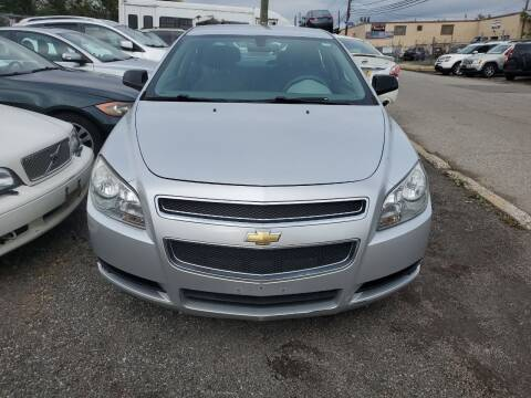 2010 Chevrolet Malibu for sale at Advantage Auto Brokers in Hasbrouck Heights NJ