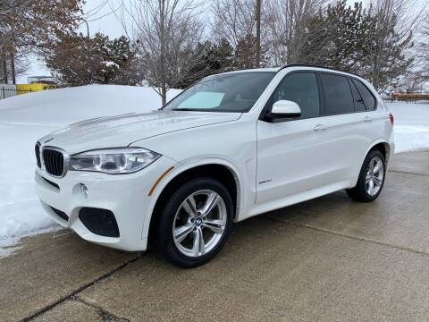 2014 BMW X5 for sale at Western Star Auto Sales in Chicago IL