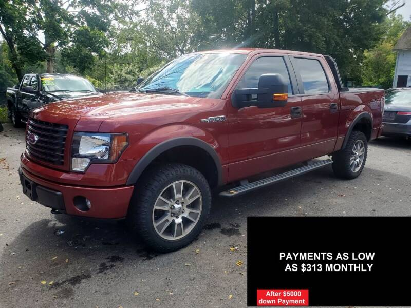 2014 Ford F-150 for sale at Cars 4 U in Haverhill MA