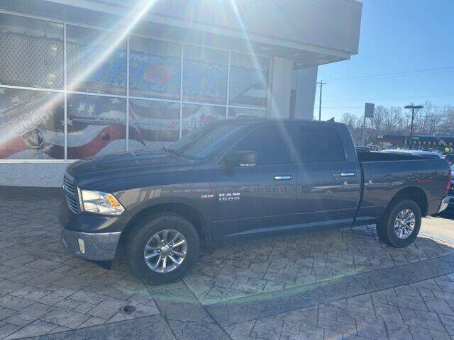 2014 RAM Ram Pickup 1500 for sale at Tim Short Auto Mall in Corbin KY