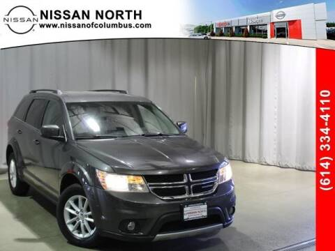 2016 Dodge Journey for sale at Auto Center of Columbus in Columbus OH