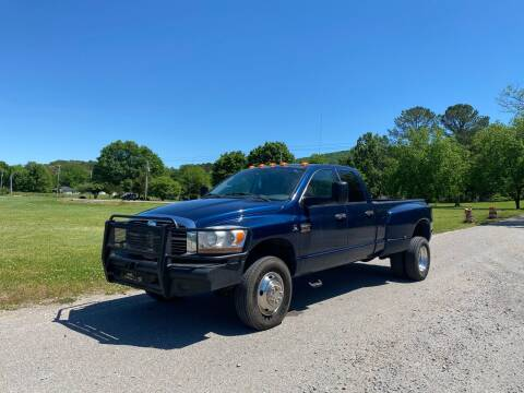 2008 Dodge Ram Pickup 3500 for sale at Tennessee Valley Wholesale Autos LLC in Huntsville AL
