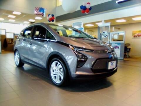 2022 Chevrolet Bolt EV for sale at MODERN AUTO CO in Washington MO
