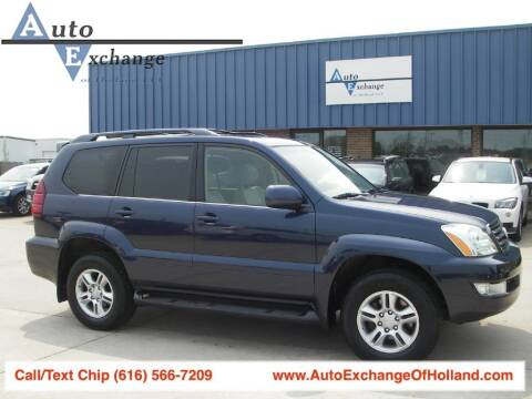 2005 Lexus GX 470 for sale at Auto Exchange Of Holland in Holland MI