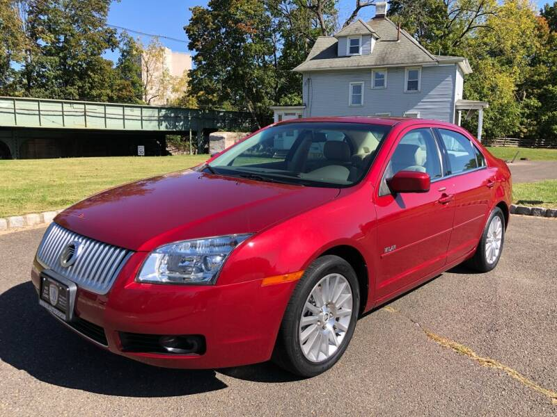 2008 Mercury Milan for sale at Mula Auto Group in Somerville NJ
