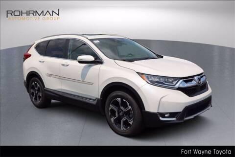 2018 Honda CR-V for sale at BOB ROHRMAN FORT WAYNE TOYOTA in Fort Wayne IN