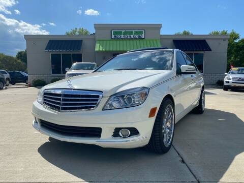 2011 Mercedes-Benz C-Class for sale at Cross Motor Group in Rock Hill SC