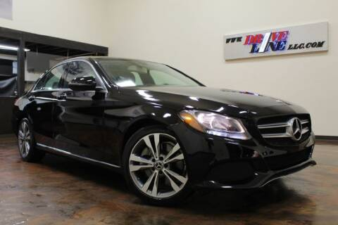 2018 Mercedes-Benz C-Class for sale at Driveline LLC in Jacksonville FL
