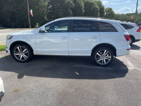 2013 Audi Q7 for sale at Leroy Maybry Used Cars in Landrum SC