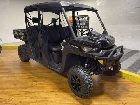 2021 Can-Am Defender MAX XT HD10 for sale at Lipscomb Powersports in Wichita Falls TX