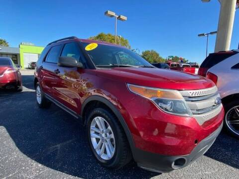 2015 Ford Explorer for sale at Used Cars of SWFL in Fort Myers FL