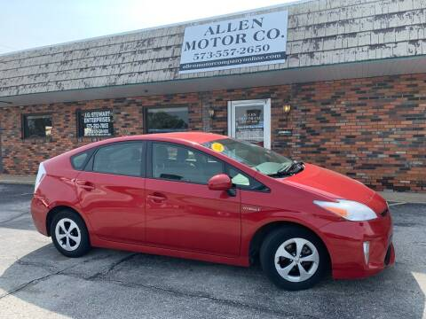 2012 Toyota Prius for sale at Allen Motor Company in Eldon MO