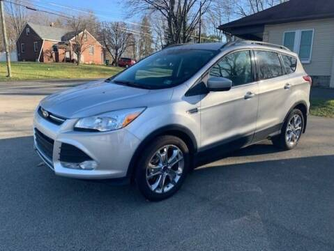 2016 Ford Escape for sale at SPINNEWEBER AUTO SALES INC in Butler PA