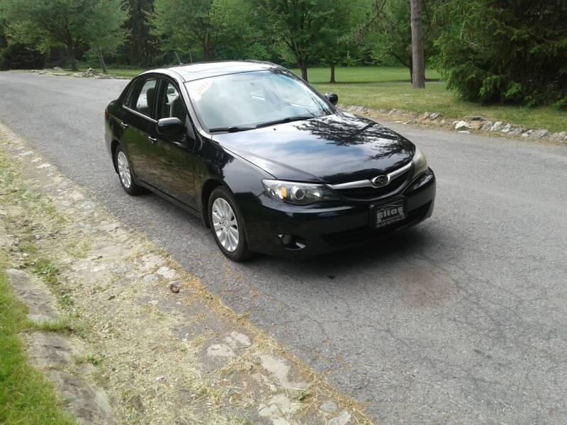 2011 Subaru Impreza for sale at ELIAS AUTO SALES in Allentown PA
