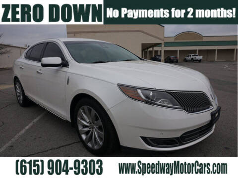 2014 Lincoln MKS for sale at Speedway Motors in Murfreesboro TN