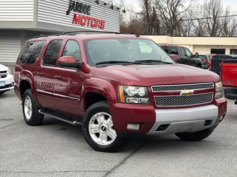 2011 Chevrolet Suburban for sale at Jarboe Motors in Westminster MD