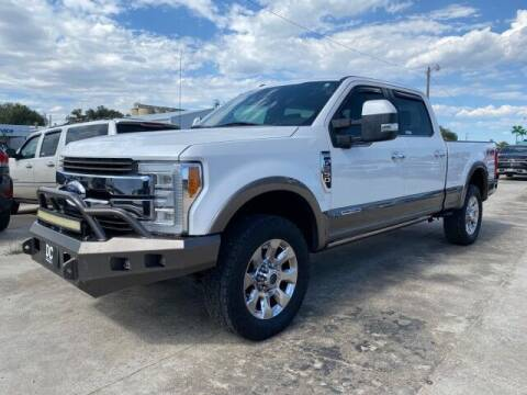 2018 Ford F-250 Super Duty for sale at Bulldog Motor Company in Borger TX