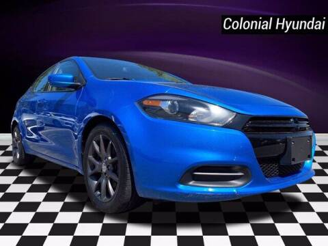 2016 Dodge Dart for sale at Colonial Hyundai in Downingtown PA