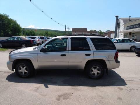 2006 Chevrolet TrailBlazer for sale at ROUTE 119 AUTO SALES & SVC in Homer City PA