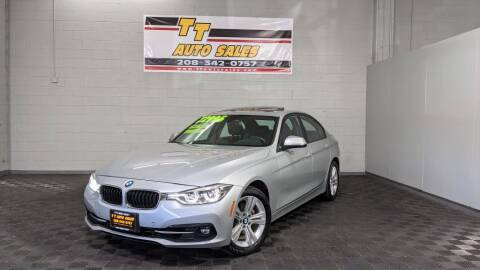 2016 BMW 3 Series for sale at TT Auto Sales LLC. in Boise ID