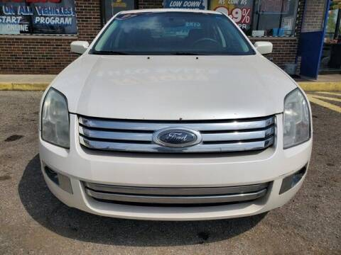 2009 Ford Fusion for sale at R Tony Auto Sales in Clinton Township MI