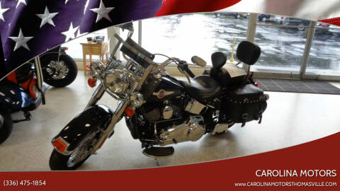 2016 Harley-Davidson FLSTCI for sale at CAROLINA MOTORS in Thomasville NC