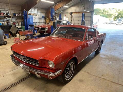 1965 Ford Mustang for sale at B & B Auto Sales in Brookings SD