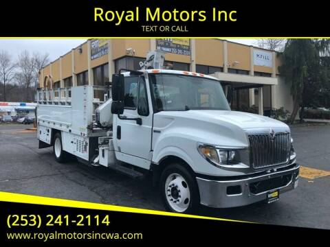 2013 International TerraStar for sale at Royal Motors Inc in Kent WA